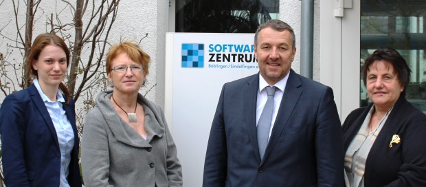 Softwarezentrum Boeblingen MFW - 30.11.2015